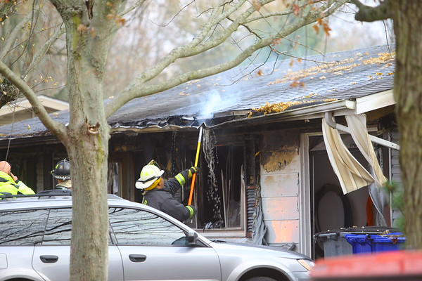 KPD has confirmed that one person has been found dead inside the Friday Nov. 15, 2019. Police had gone to the house for a welfare check and found the house on fire.<br /> Tim Bath   Kokomo Tribune