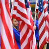 Central Middle School Veterans Day Program on Monday Nov. 11, 2019.<br /> Tim Bath | Kokomo Tribune