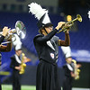 The Lewis Cass Marching Kings perform in the ISSMA Class D marching band state championship on Saturday, November 9, 2019. The Marching Kings were named Class D state champions.<br /> Kelly Lafferty Gerber | Kokomo Tribune