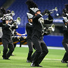The Western Marching Panthers perform in the ISSMA Class C state championship on Saturday, November 9, 2019. The Marching Panthers won the Class C championship.<br /> Kelly Lafferty Gerber | Kokomo Tribune