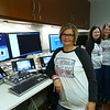 Dana Harvey is going through radiation therapy and then will start on chemo therapy.  In the control room for the radiation therapy on Oct. 11, 2019. <br /> Tim Bath | Kokomo Tribune