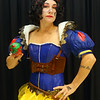 Elysia Vaughan from Logansport as steampunk Snow White at Kokomo-Con on Saturday, October 12, 2019.<br /> Kelly Lafferty Gerber | Kokomo Tribune