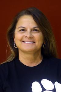 Western HS girls basketball - Coach Lisa Pflueger  - Oct. 31, 2019. Tim Bath | Kokomo Tribune
