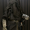 Michael Corrie from Martinsville as Nazgul from Lord of the Rings at Kokomo-Con on Saturday, October 12, 2019.<br /> Kelly Lafferty Gerber   Kokomo Tribune