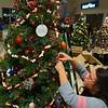 We Care Trim-A-Tree setup at Markland Mall on Sunday Oct. 27, 2019.<br /> Tim Bath | Kokomo Tribune
