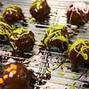 Kokomo Area Career Center students and Bona Vista consumers are partnering up to test food including these cake balls on Oct. 29, 2019, for the bona vista dance on Nov. 15.<br /> Tim Bath   Kokomo Tribune
