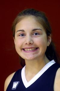 Western HS girls basketball - Caroline Long  - Oct. 31, 2019. Tim Bath | Kokomo Tribune