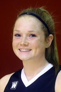 Western HS girls basketball - Morgan Ousley  - Oct. 31, 2019. Tim Bath | Kokomo Tribune