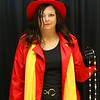 Holly Davis from Elwood as Carmen Sandiego at Kokomo-Con on Saturday, October 12, 2019.<br /> Kelly Lafferty Gerber | Kokomo Tribune