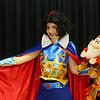 Elisabeth Zbojniewicz from Fishers as armor Snow White at Kokomo-Con on Saturday, October 12, 2019.<br /> Kelly Lafferty Gerber | Kokomo Tribune