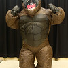 Dallas Hayden from Kokomo as King Kong at Kokomo-Con on Saturday, October 12, 2019.<br /> Kelly Lafferty Gerber | Kokomo Tribune