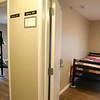 Some of the bedrooms upstairs at Kokomo Rescue Mission's Watered Garden, its new women's shelter on 319 W. Taylor Street on Wednesday, October 30, 2019.<br /> Kelly Lafferty Gerber   Kokomo Tribune