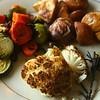 Vegan Thanksgiving-the food plated<br /> Kelly Lafferty Gerber | Kokomo Tribune