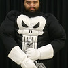 Sean Hayden from Kokomo as The Punisher at Kokomo-Con on Saturday, October 12, 2019.<br /> Kelly Lafferty Gerber | Kokomo Tribune