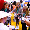 Kokomo High School student learn about culture and dance from around the world at the Culture Festival on Oct. 7, 2019.<br /> Tim Bath | Kokomo Tribune