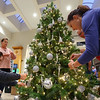 We Care Trim-A-Tree setup at Markland Mall on Sunday Oct. 27, 2019.<br /> Tim Bath | Kokomo Tribune