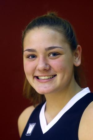 Western HS girls basketball - Haley Scott  - Oct. 31, 2019. Tim Bath | Kokomo Tribune