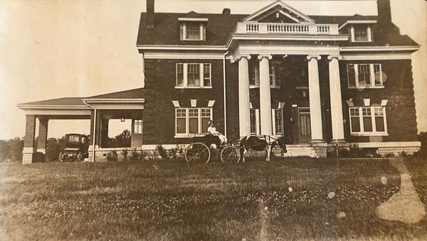 Westleigh Farms in Peru, Indiana, in 1912.<br /> Kelly Lafferty Gerber   Kokomo Tribune