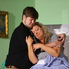 """""""Terms of Endearment,"""" being performed at the Ole Olsen Theatre in Peru from Sept. 26 - 29, 2019. Flap Horton and wife Emma Horton still love each other after all the thing they have been through. They are played by Jordan Kenyon and Samantha Grudzien respectively. <br /> Tim Bath 