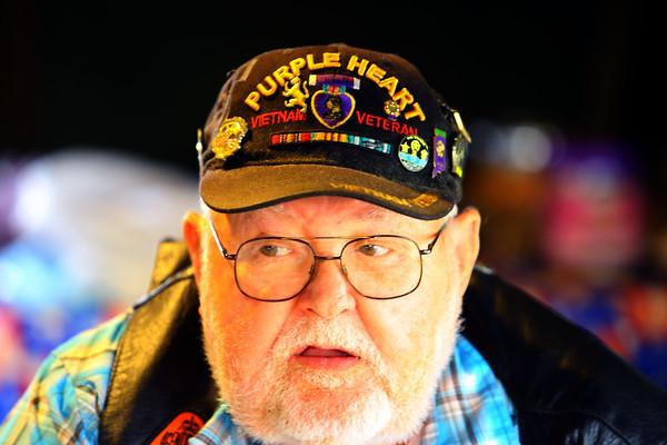 The Vietnam Veterans Reunion on Saturday morning Sept. 21, 2019.<br /> Tim Bath | Kokomo Tribune