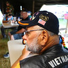 Army veteran Michael Zarembski from Orland Park Illinois at the Vietnam Veterans Reunion on Saturday morning Sept. 21, 2019.<br /> Tim Bath | Kokomo Tribune