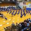 Nearly 50 students graduated from Tri-Central High School on Saturday, August 1, 2020.<br /> Kelly Lafferty Gerber | Kokomo Tribune