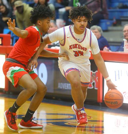 2-21-20<br /> Kokomo vs Anderson boys basketball<br /> <br /> Kelly Lafferty Gerber   Kokomo Tribune