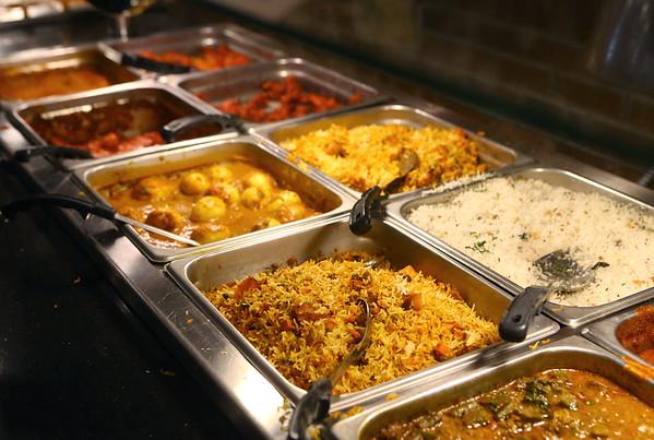 Lucky Indian Cuisine on Wednesday, Feb. 12, 2020.<br /> Kelly Lafferty Gerber | Kokomo Tribune