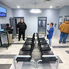 The lobby of the new Tipton jail on Thursday, Feb. 20, 2020.<br /> Kelly Lafferty Gerber | Kokomo Tribune