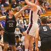 2-14-20<br /> Cass vs Western boys basketball<br /> <br /> Kelly Lafferty Gerber | Kokomo Tribune