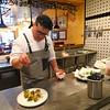 Marcus Daniel from Joseph Decuis Restaurant in Roanoke on February 6, 2020.<br /> Tim Bath   Kokomo Tribune