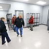 Members of the public explore the evidence area on the administration side of the new Tipton jail during an open house on Thursday, Feb. 20, 2020.<br /> Kelly Lafferty Gerber | Kokomo Tribune