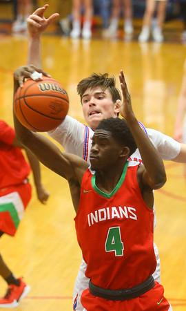 2-21-20<br /> Kokomo vs Anderson boys basketball<br /> <br /> Kelly Lafferty Gerber | Kokomo Tribune