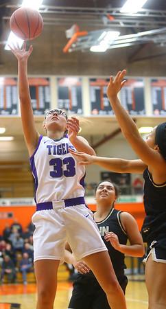 2-22-20<br /> Northwestern vs Penn girls basketball semistate<br /> <br /> Kelly Lafferty Gerber   Kokomo Tribune