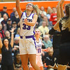 2-22-20<br /> Northwestern vs Penn girls basketball semistate<br /> NW's Madison Layden puts up a shot.<br /> Kelly Lafferty Gerber | Kokomo Tribune