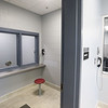 Visitation area of the new Tipton jail on Thursday, Feb. 20, 2020.<br /> Kelly Lafferty Gerber | Kokomo Tribune
