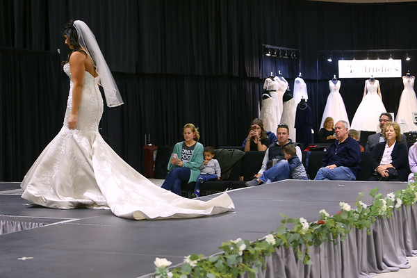 Heartland Bridal show at the Kokomo Event and Conference Center on February 29, 2020.<br /> Tim Bath | Kokomo Tribune