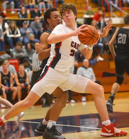 2-14-20<br /> Cass vs Western boys basketball<br /> <br /> Kelly Lafferty Gerber   Kokomo Tribune