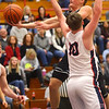2-14-20<br /> Cass vs Western boys basketball<br /> Western's Kyle Sanders puts up a shot.<br /> Kelly Lafferty Gerber | Kokomo Tribune