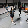 The Split Sole Cloggers learn a new routine during class on Saturday, Feb. 7, 2020.<br /> Kelly Lafferty Gerber | Kokomo Tribune