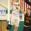 2-18-20<br /> Eastern vs Alexandria boys basketball<br /> Levi Mavrick puts up a shot.<br /> Kelly Lafferty Gerber | Kokomo Tribune