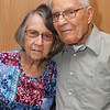Thelma and Ray Bowland have been married for 71 years.<br /> Kelly Lafferty Gerber | Kokomo Tribune