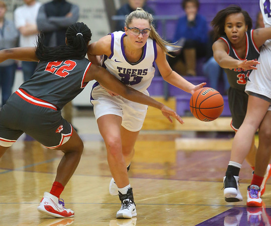 2-15-20<br /> Northwestern vs Fishers girls basketball regional semi-final<br /> <br /> Kelly Lafferty Gerber   Kokomo Tribune