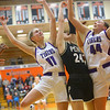 2-22-20<br /> Northwestern vs Penn girls basketball semistate<br /> <br /> Kelly Lafferty Gerber | Kokomo Tribune