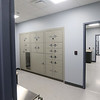 Evidence rooms on the administration side of the new Tipton jail on Thursday, Feb. 20, 2020.<br /> Kelly Lafferty Gerber | Kokomo Tribune