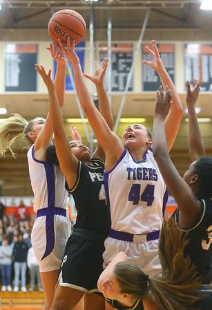 2-22-20<br /> Northwestern vs Penn girls basketball semistate<br /> <br /> Kelly Lafferty Gerber | Kokomo Tribune