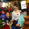 18th annual Chocolate Celebration, benefiting the Samaritan Caregivers, at Kokomo's First Church of the Nazarene on Friday, Feb. 7, 2020.<br /> Kelly Lafferty Gerber | Kokomo Tribune