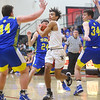 2-28-20<br /> Taylor vs Tri-Central boys basketball<br /> <br /> Kelly Lafferty Gerber   Kokomo Tribune
