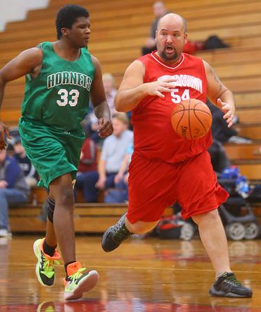 Special Olympics of Howard County basketball tournament at Kokomo High School on Saturday, January 11, 2020.<br /> Kelly Lafferty Gerber   Kokomo Tribune