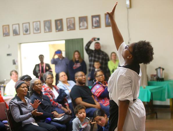 Dr. Martin Luther King, Jr. Celebration at Second Missionary Baptist Church on Saturday, Jan. 18, 2020.<br /> Kelly Lafferty Gerber | Kokomo Tribune